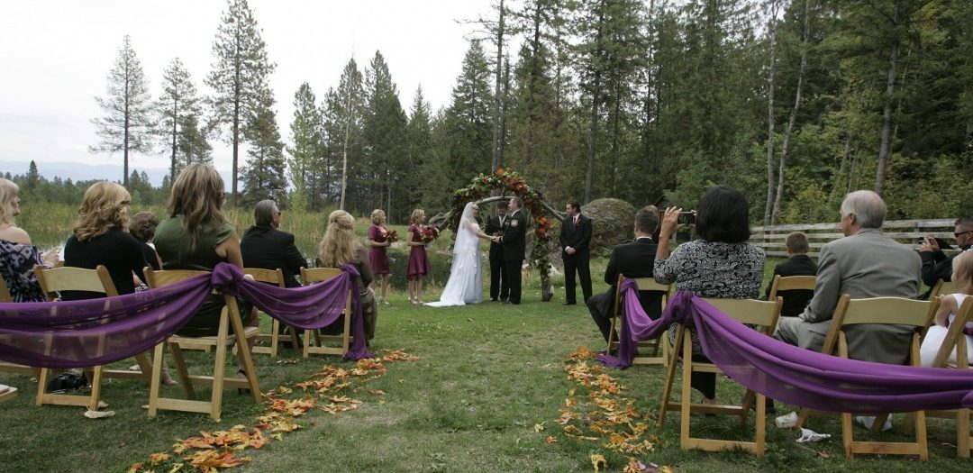 Destination Wedding: Idaho